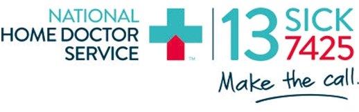 National Home Doctor Logo