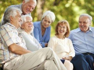 anziani casa di riposo