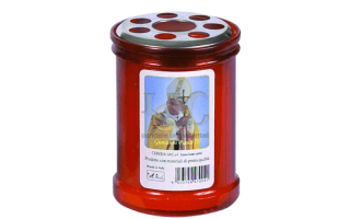 pope candle