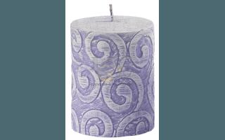 candela violetto