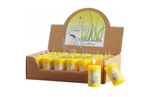 display candles