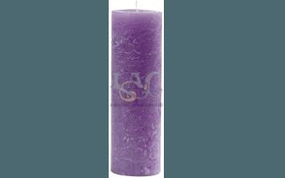 purple candle