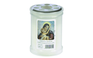 Madonna candle