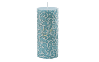 florentine relief candle