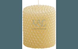 ivory candle