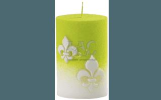 ellipsis candle