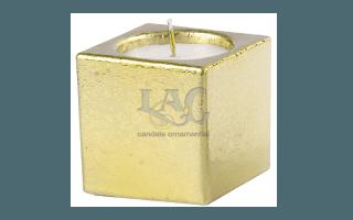 golden candle pot