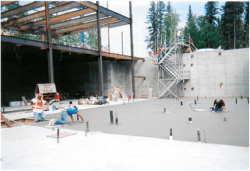 Some of our concrete contractors in Anchorage, AK