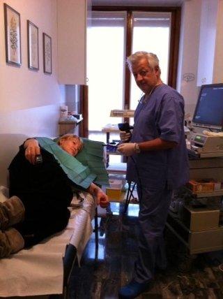 gastroscopia sedazione generale
