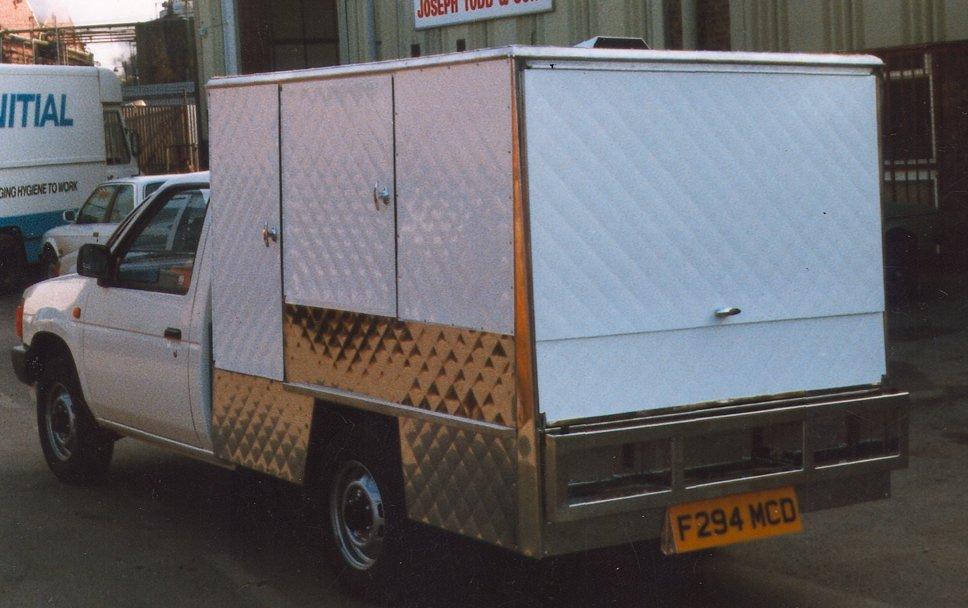 Vehicle metalwork