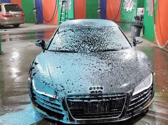 Calgary Car Wash Serving NE & NW Calgary - Top Gear Car Wash