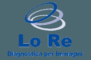 Logo Lo Re diagnostica per immagini