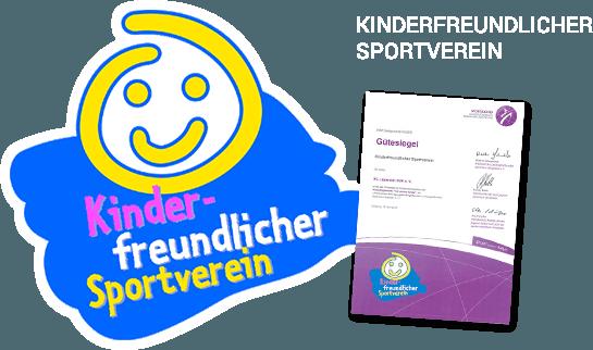 Kinderfreundlicher Sportverein!