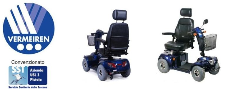 scooter per disabili