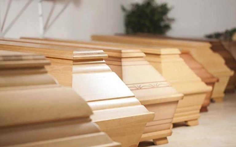 Tombe in legno