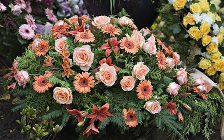Cuscinetto di fiori