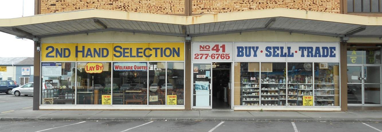 Antique and collectables shop in Manukau