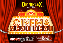 Cinema meal deal