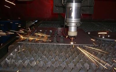 Particolare taglio laser