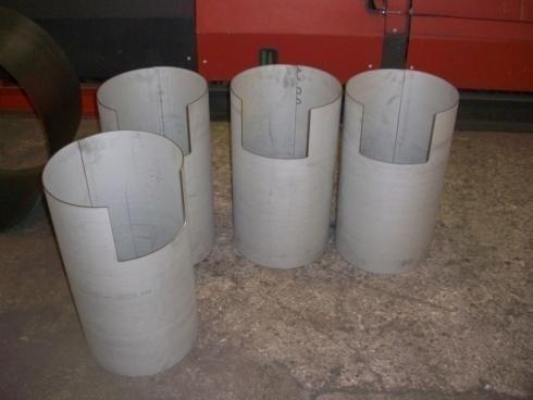 Tubi in acciaio