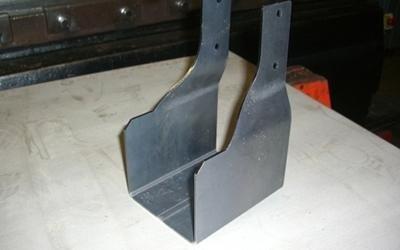 Piegatura ferro