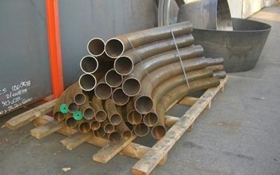 Spezzoni di tubo rullati