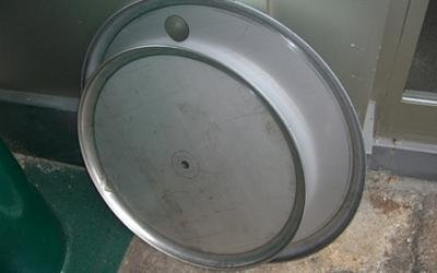 Bordatura dischi inox