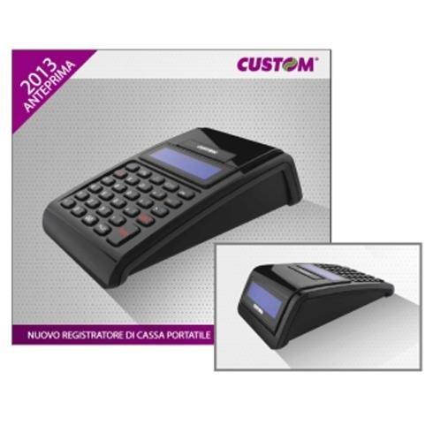 Custom tablet ECR