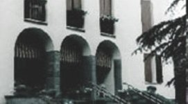 archi struttura villa