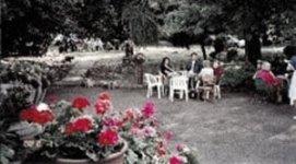 giardino villa Bianca