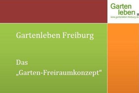 Konzept Gartenleben Freiburg