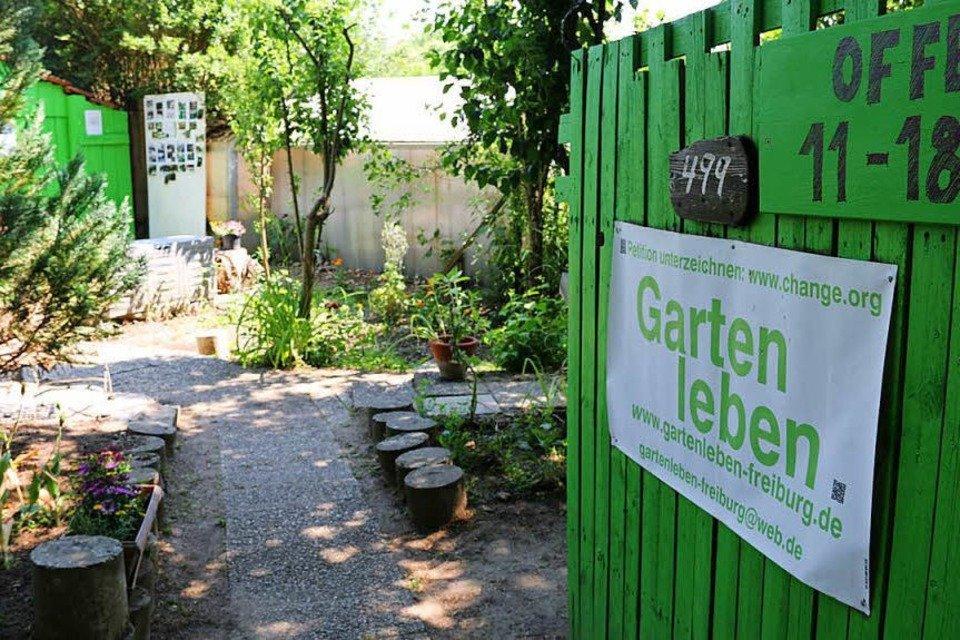 Fudder berichtet über Lesegarten von Gartenleben