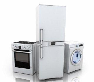 frigo, elettrodomestici, lavatrici