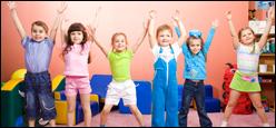 pre danza bambini