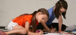 corsi pittura bambini