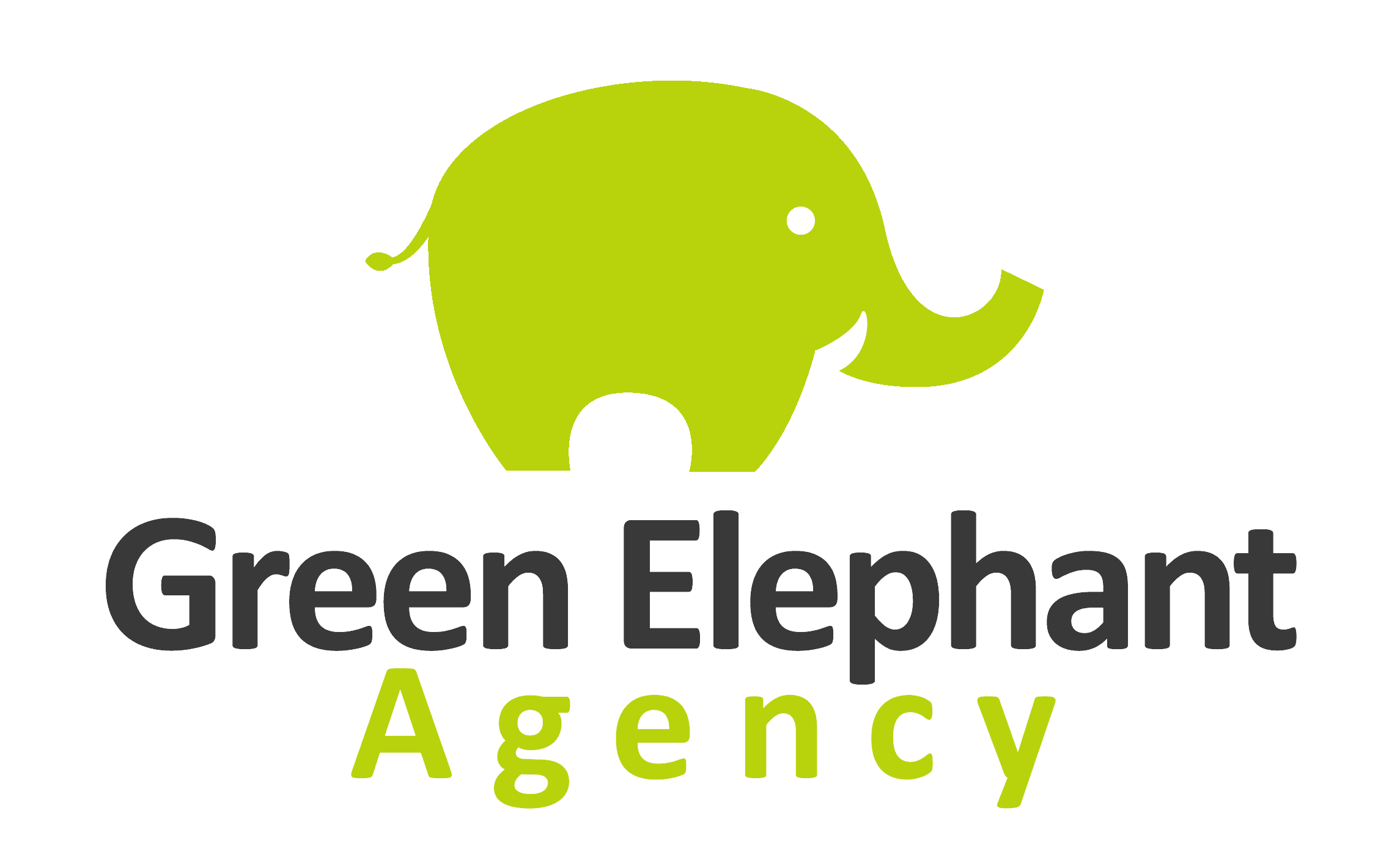 Green Elephant Agency Logo