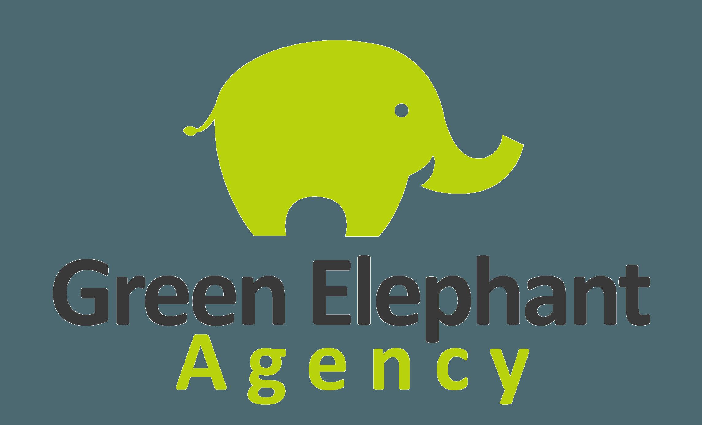 Green Elephant Agency Logo