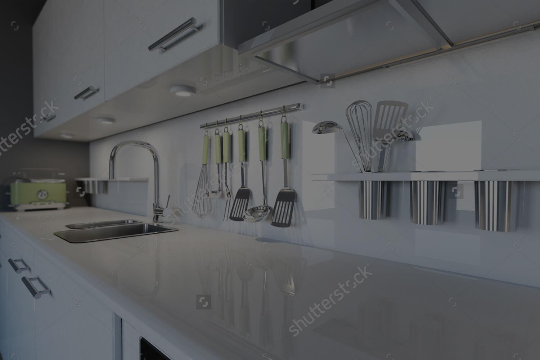 cucina di design personalizzata a Ravenna