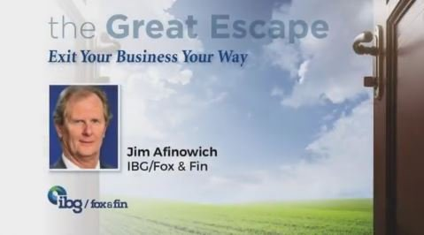 The Great Escape: Exit Your Business Your Way
