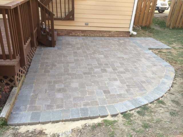 Hardscapes Contractor Cary, NC