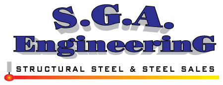 S.G.A Engineering logo