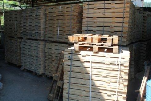bancali in legno la spezia