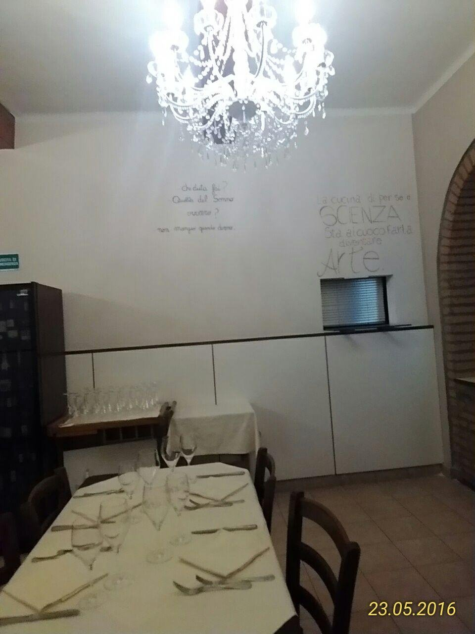 Cucina da Robby - prima sala