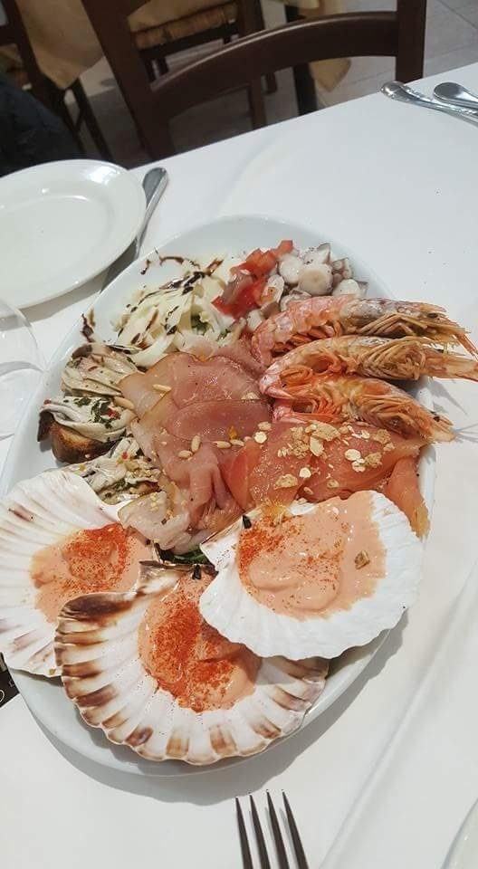 mix di pesce