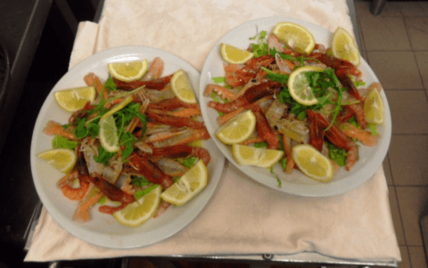 Specialità mare, specialità di pesce, Capena, Roma Nord, Roma