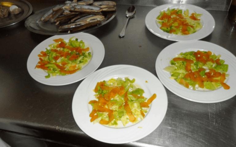 pesce, specialità di pesce, ristorante pesce, pesce alla griglia, antipasti, primi piatti di pesce, Capena, Roma, Roma Nord,