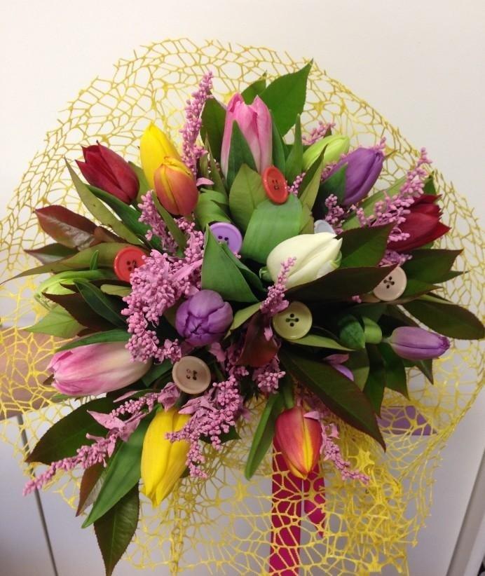 bouquet per compleanni