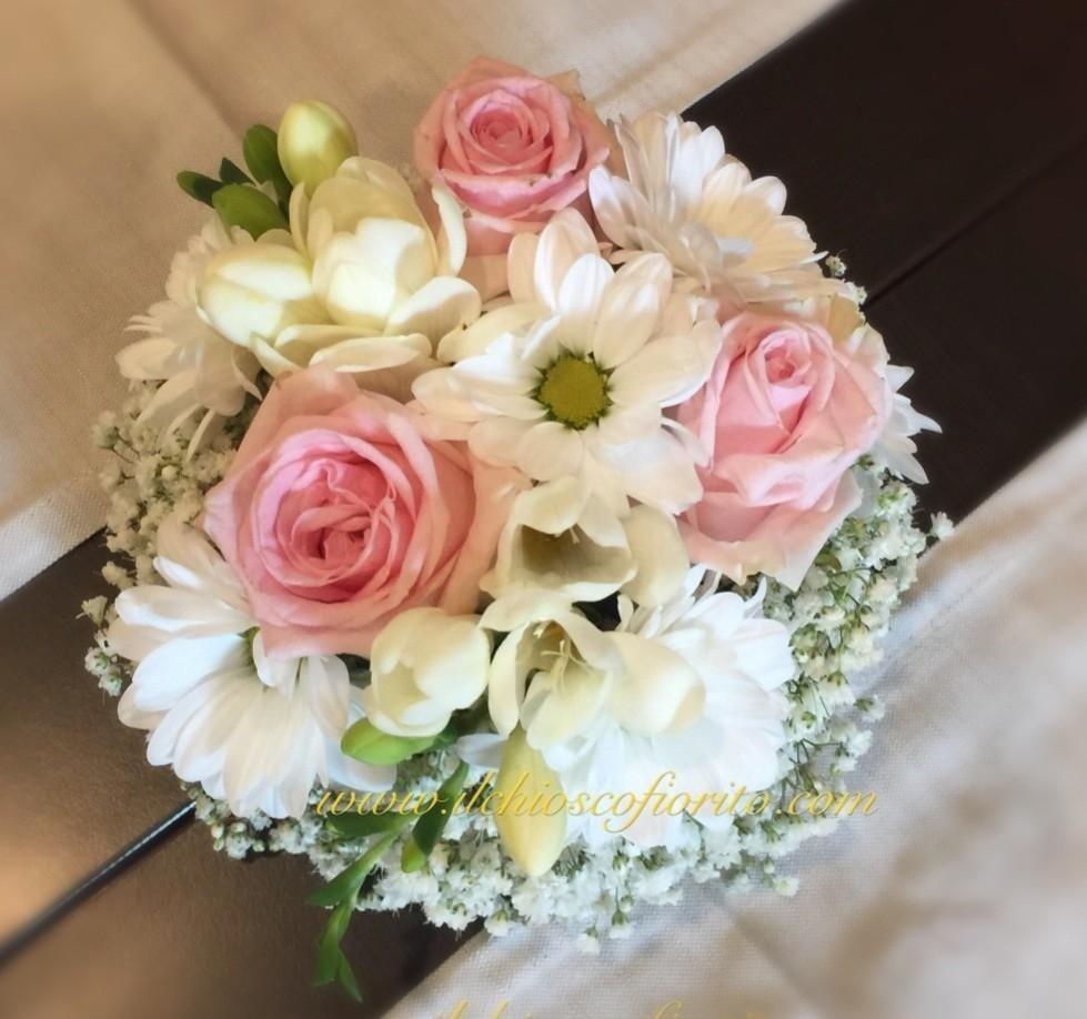 centrotavola floreali per matrimoni