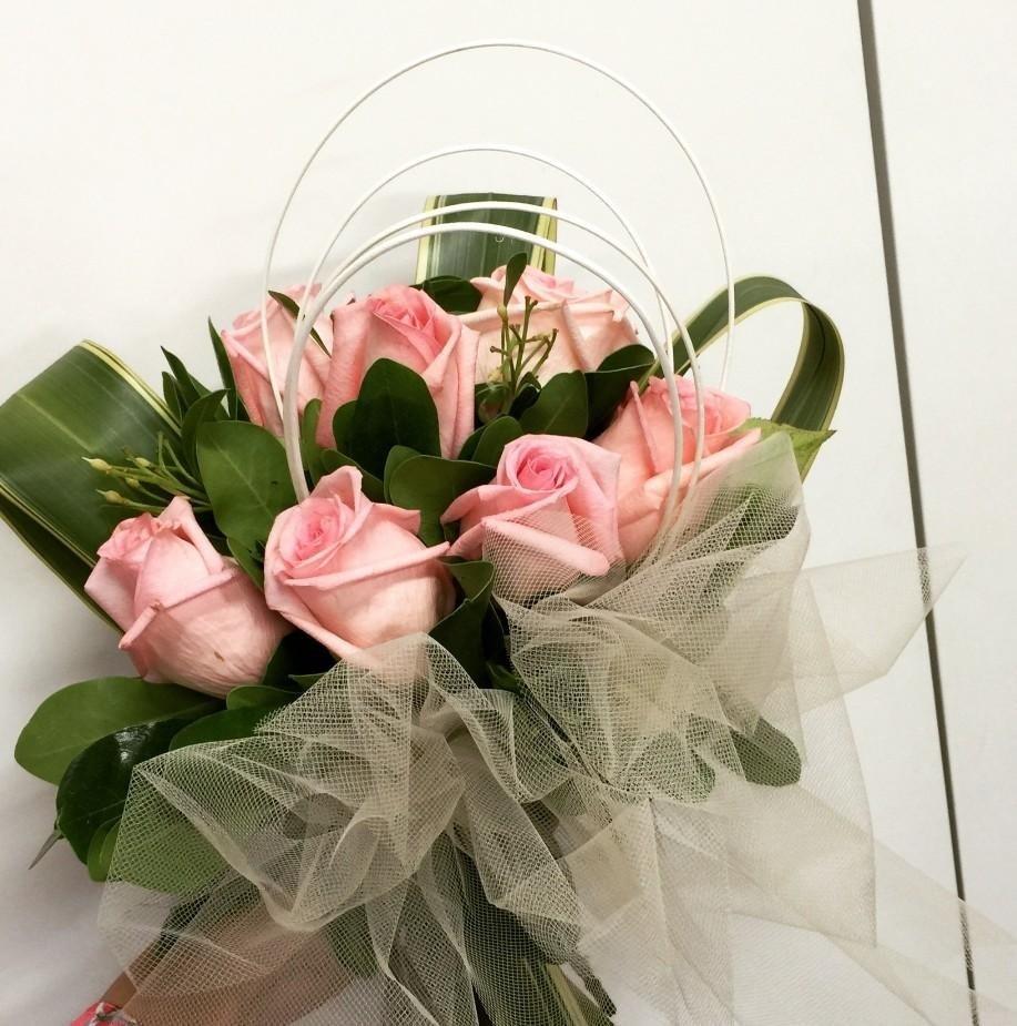 composizioni floreali per anniversari