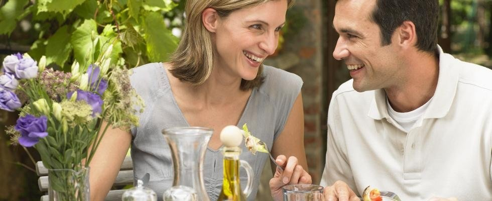 ristorante per coppie e famiglie